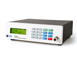 TE3001 One Port Network Analyzer<br>30kHz to 300MHz